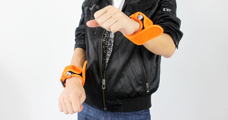 DrumGenius: A Wearable Drum Kit