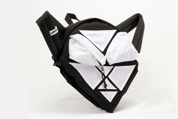 KatzBag:An Illuminated Eastpack Backpack