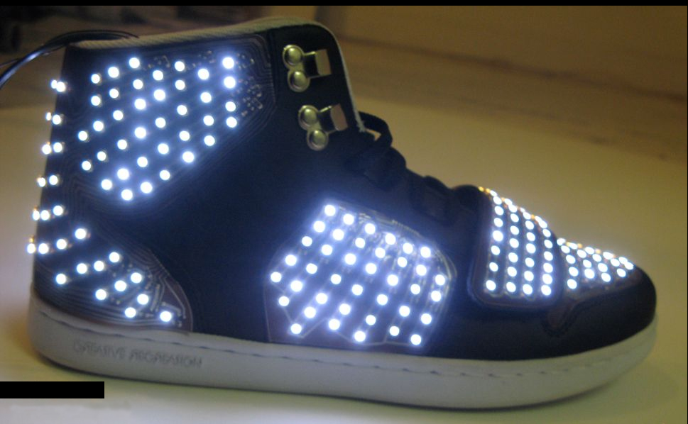 Creative Recreation Illuminated Sneakers