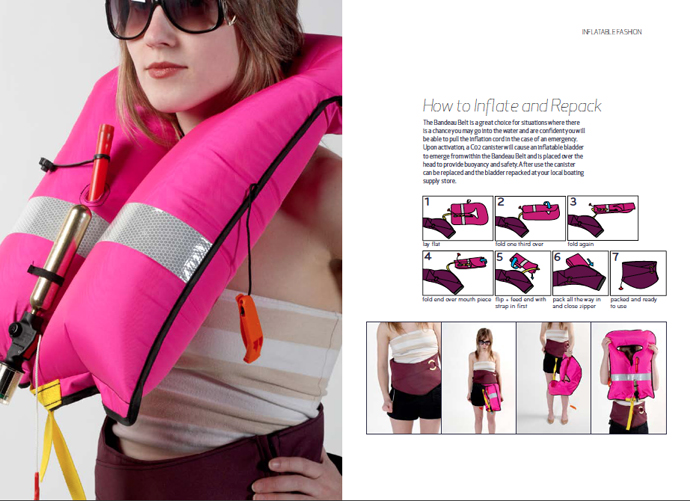 Inflatable Resort Fashion