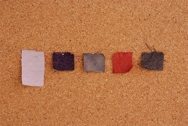 Colored Conductive Fabric