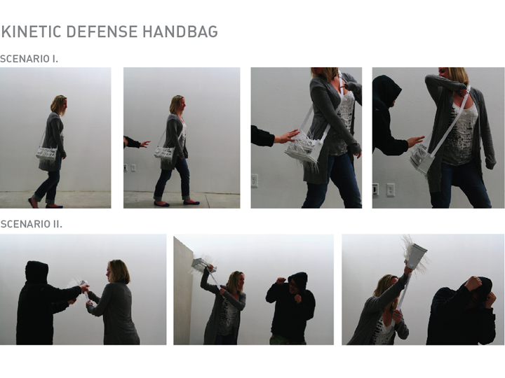 Wearables for Self-Defense