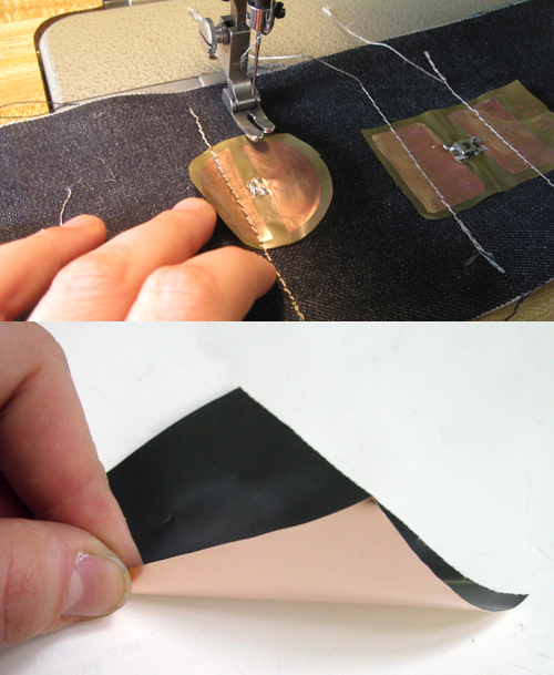 DIY Thin Flexible PCBs