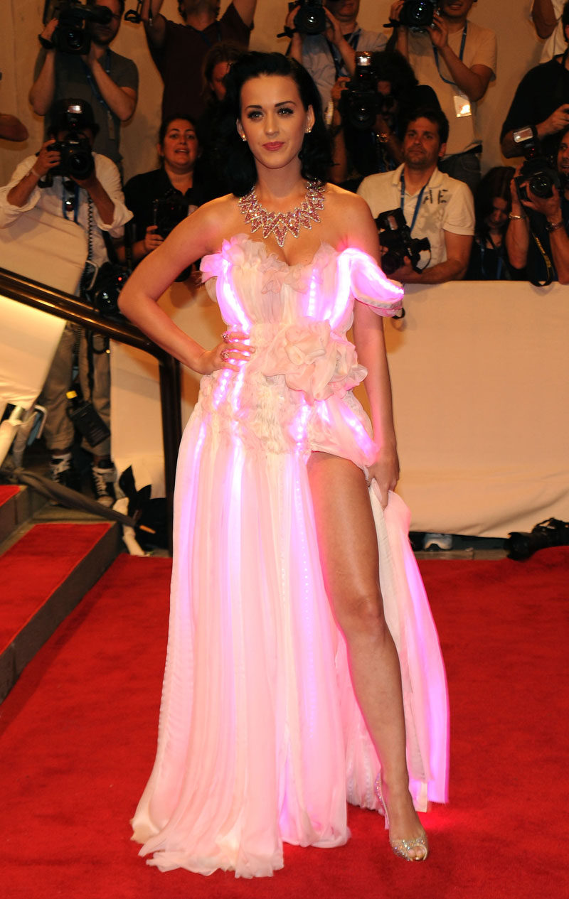 Katy Perry Illuminated Dress