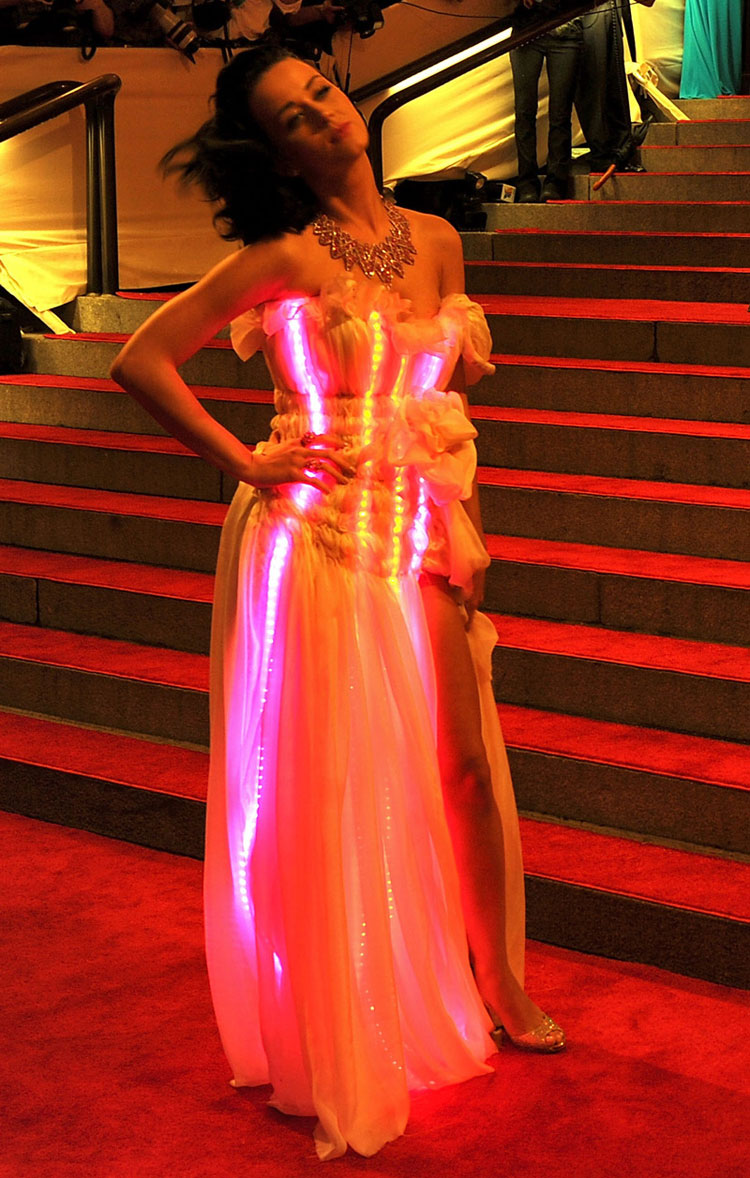 Katy Perry Illuminated Dres