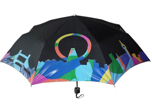Hydrochromic Umbrella