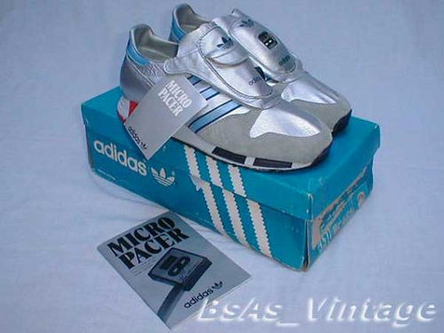 Vintage Adidas Micropacer