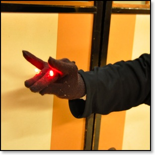 LED Hand Puppet
