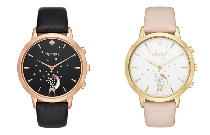 Kate Spade Brings Whimsy to Wearables